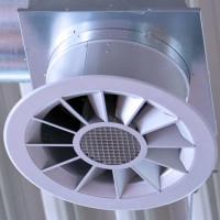 Вентилятор вытяжной Blauberg: для дома и производственно-торговых помещений