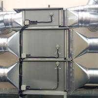 Канальный вентилятор для систем вентиляции бытового и промышленного применения